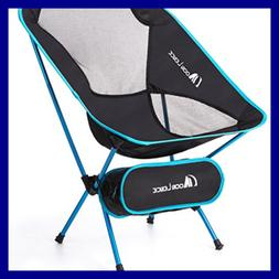 Moon Lence Ultralight Folding Camping Chairs Beach W Carry B