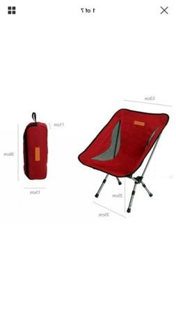 Ultralight Folding Chair Compact Camping Backpacking Hiking
