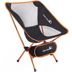 MOON LENCE Ultralight Folding Chairs Heavy Duty Camping Chai