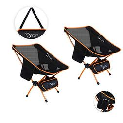 NiceC Ultralight Portable Folding Camping Backpacking Chair