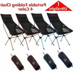 ultralight portable outdoor folding chair seat fishing