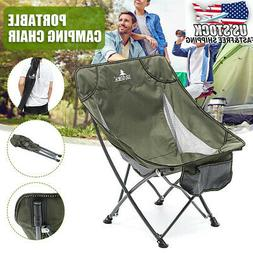 US Portable Folding Chair Fishing Outdoor Sports Travel Ultr
