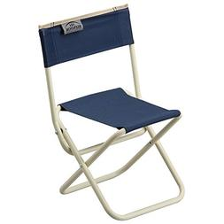 BUNDOK  vacation chair L Navy BD-109NB