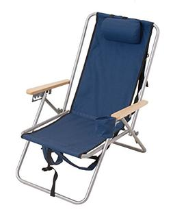 WearEver Hi-Back Deluxe Steel Backpack Chair