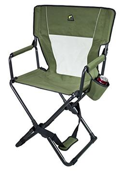 GCI Outdoor Xpress Director's Chair, Compact Folding Camp Ch