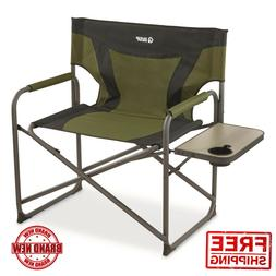 Guide Gear XXL Directors Camping Chair, 600-lb. Capacity, Gr