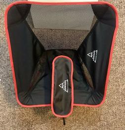 Trekology YIZI GO Portable Camping Chair -Compact Black  for