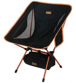 Trekology YIZI GO Portable Camping Chair - Compact Black