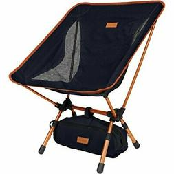 Trekology Yizi Height Adjustable Portable Camping Chair-Comp