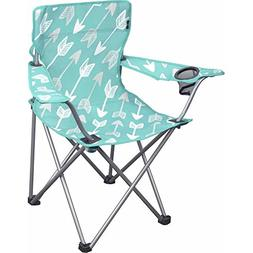 Ozark Trail Youth Chair Made from Durable Steel Frame with B