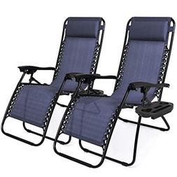 Best Choice Products Zero Gravity Chairs Case Of  Lounge Pat